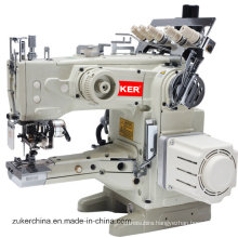Zuker Feed up The Arm Automatic Thread Cutting Interlock Sewing Machine Direct Drive (ZK-1500D-UT)