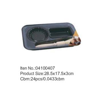 28,5 * 17,5 см мини-формы для выпечки пан набор
