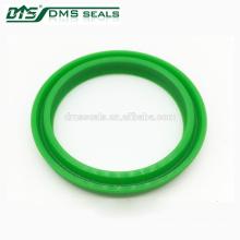 Verde PU accesorios mecánicos Face Seal