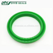 Green PU Mechanical Fittings Face Seal