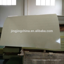 3240 resin color creamy white epoxy fiberglass sheet