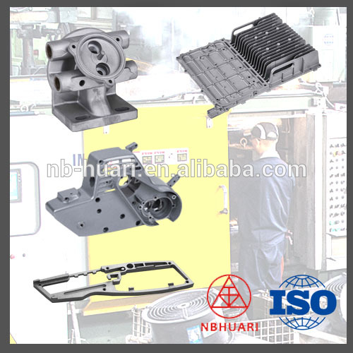 High Pressure Aluminum Die Casting Part