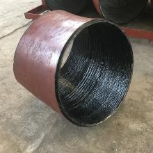 Coude de recouvrement en carbure de chrome 3 sur 3