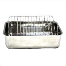 Stainless Steel Square Roaster Pan
