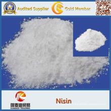 Food Preservative Nisin E234 / CAS 1414-45-5