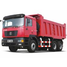Shanxi 6 * 4 trabajo pesado camión volquete