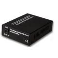 Conversor de medios de LAN multimodo Rj45 a fibra Ethernet
