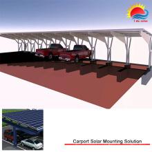 Nouveau système solaire monté au sol en aluminium (SY0464)