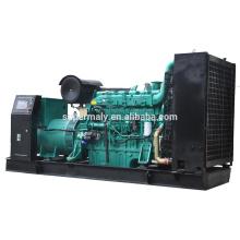 Groupe électrogène diesel chinois certifié CE ISO avec garantie d'un an