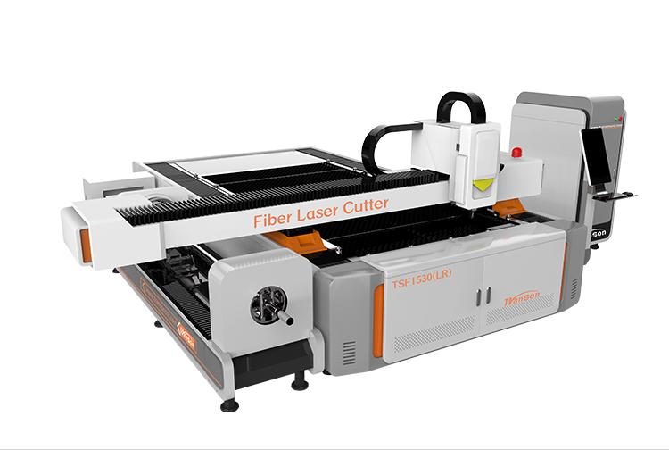 sheet & tube fiber laser cutting machine