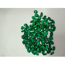 Lab Created Emerald Loose Gemstone