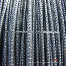 Barras de acero laminadas en frío con nervadura / refuerzo CRB-550