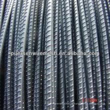 Barras de aço laminadas a frio com nervuras / Rebar CRB-550