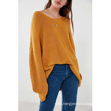 Harper Knit High Low Sweater