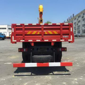 DONGFENG 4X2 Crane Truck Wholesale Price