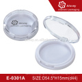 Cosmetic container luxury compact powder case