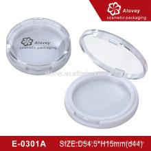 Kosmetik-Container Luxus Kompakt-Pulver Fall