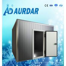 Panneaux isolés par prix usine de la Chine pour l'entreposage au froid