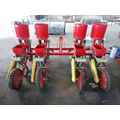 4 rows ordinary corn seeder with fertilization
