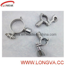 Sanitary Stainless Steel Pipe Support