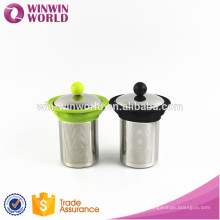 Colador caliente de la cesta de té de la categoría alimenticia del regalo de Customerized Gift