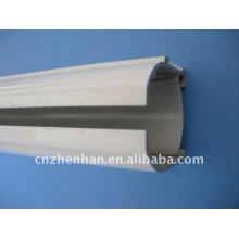Aluminum Roman blind head tube-Roman shade head track-window accessories