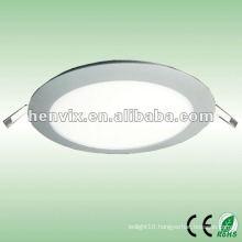 Aluminum heatsink high end 10w LED round panel light
