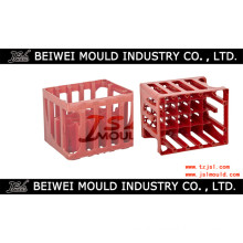 Plastic Beer Crate Injection Mould