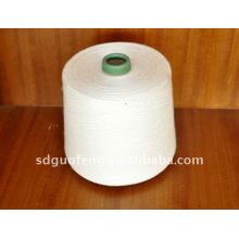 30s woven 100% cotton yarn