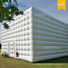 Plongée gonflable Igloo Party gonflable Camping Bubble Cube Tents Inflatable Clear Dome Tent