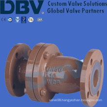 Fluorine Lined Swing Check Valves