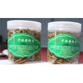 High Protein Yellow Mealworms Animal Food