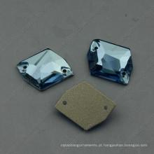 Cristal da variedade costurar em botões do vestuário para acessórios de roupa