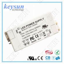 Clés AC-DCun 10W 24V AC-DC Convertisseur LED à tension constante, LD-VU4124-03 240VAC- 24VDC Conducteur à tension constante,