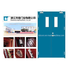 Commercial Used Fireproof Steel Door