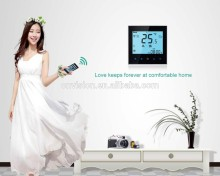 Fan Coil Smart/Internet/Mobile/Iphone/Network/Remote Controlled Room Thermostat (BAC-1000W)