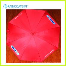 Logotipo feito sob encomenda da promoção de 23inch * 8k que imprime o guarda-chuva automático da abertura
