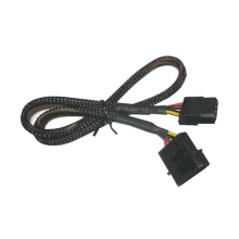 4pin Molex Style Sleeved Fan Cable Extension Cable