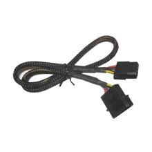 Стиль 4-контактный разъем Molex рукавами вентилятор кабель-удлинитель