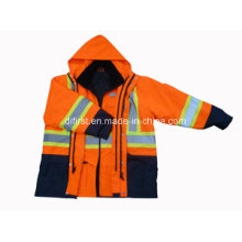 Five in One Parka Reflective Safety Jacket