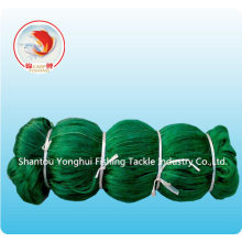 Nylon Mono Fishing Net with Green Color
