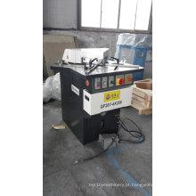Máquina de ângulo de corte Qf28y e máquina de entalhar hidráulica