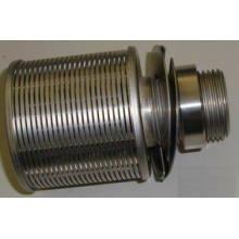 Piège à résine en acier inoxydable (buse à filtre)