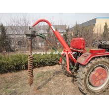 excavadora del agujero del poste del tractor para la venta