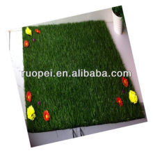 2014 top sell cheap artificial turf for cricket
