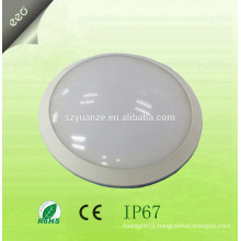 Surface Mounted 12W 15w18w24w IP65 LED Shower Lamp Waterproof LED Ceiling Light