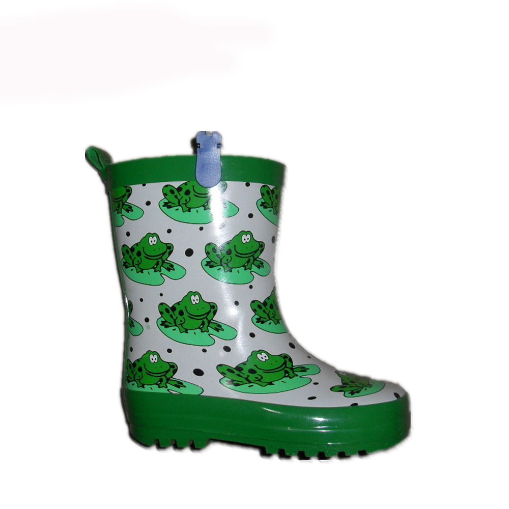 rain rubber boot