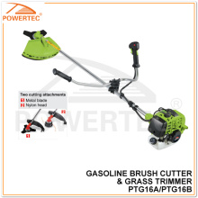 Powertec 52cc 2kw Oil Grass Trimmer (PTG16B)