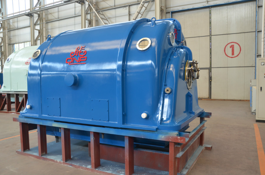 Steam Turbine Generator (18)