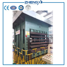 Vulcanizing Hydraulic Press Machine Vulcanizer Rubber Machine 3600 Ton